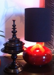 Karlijn Wolters Interiors Vintage Lampen